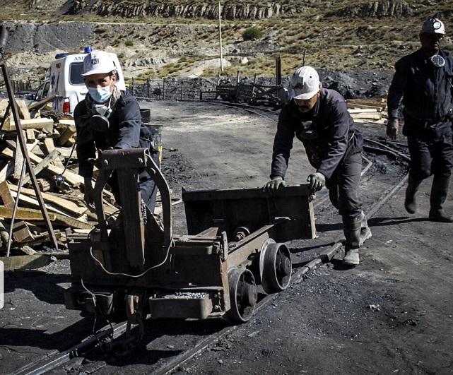 ریزش تونل در دامغان جان یک کارگر معدن را گرفت